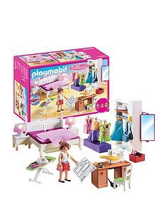 playmobil-playmobil-70208-dollhouse-master-bedroom-with-interchangable-dresses