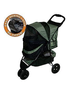 pet-gear-pet-no-zip-stroller-special-edition-sage