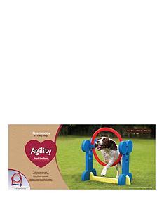 rosewood-agility-hoop-outdoor-pet-activity