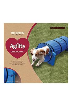 rosewood-agility-tunnel-outdoor-pet-activity