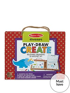 melissa-doug-reusable-drawing-and-magnet-kit-dinosaurs
