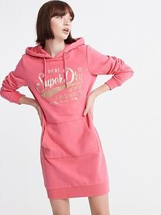 superdry-core-graphic-sweat-dress-pink