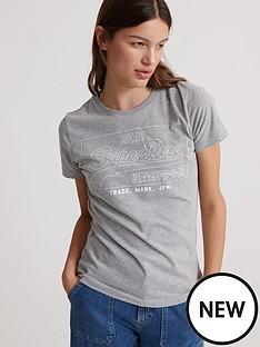 superdry-vintage-logo-outline-t-shirt-grey