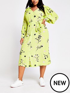 ri-plus-printed-midi-dress-lime-print