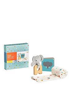 petit-collage-little-elephant-gift-set