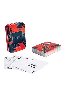 ted-baker-playing-cards-in-case