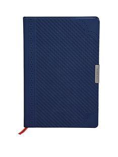 ted-baker-a5-brogue-geo-notebook--nbspnavy