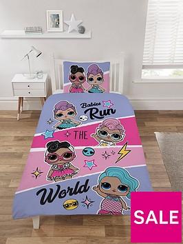 lol-surprise-babies-run-the-world-single-duvet-cover-set