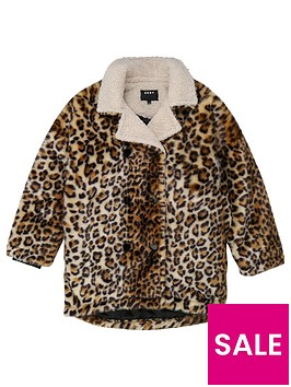 dkny-girls-oversized-faux-fur-leopard-coat