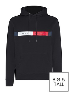tommy-hilfiger-logo-overhead-hoodie