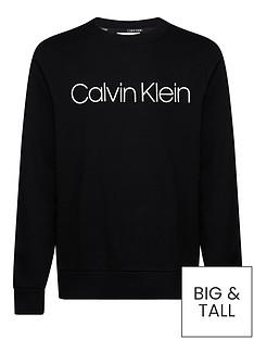 calvin-klein-cotton-logo-sweatshirt-black