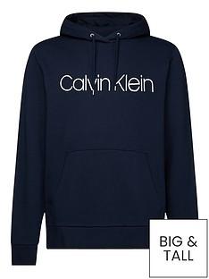 calvin-klein-cotton-logo-overhead-hoodie-navy