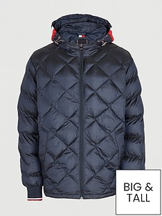 tommy-hilfiger-two-tones-padded-hooded-jacket-navy