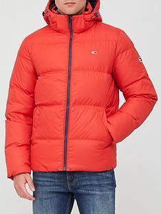 tommy-jeans-tjmnbspessential-down-jacket-red