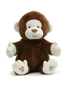 gund-clappy-the-animated-monkey