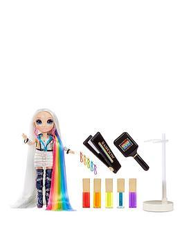rainbow-high-rainbow-high-hair-studio-ndash-create-rainbow-hair-with-exclusive-doll-extra-long-washable-hair-colour