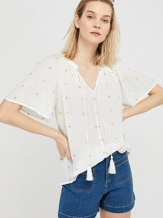 monsoon-alder-embroidery-ecovero-top-ivory