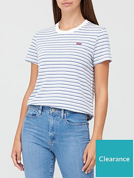 levis-perfect-t-shirtnbsp--blue