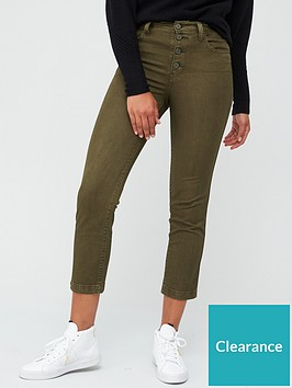 levis-724-high-rise-straight-crop-utility-jeans-olive