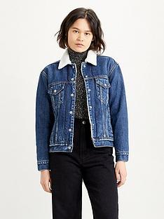 levis-ex-bfnbspsherpa-trucker-jacket-blue