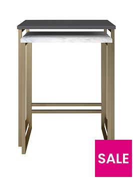 cosmoliving-by-cosmopolitan-scarlett-nest-of-tables--graphite-grey