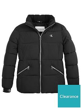 calvin-klein-jeans-girls-stretch-logo-padded-jacket-black