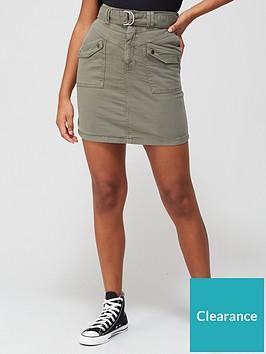 v-by-very-belted-thigh-pocket-skirt-khaki