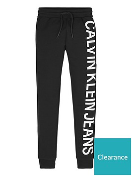 calvin-klein-jeans-boys-stretch-logo-slim-jogger-black