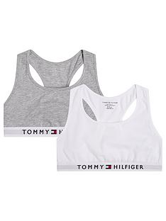 tommy-hilfiger-girls-2-pack-bralette-grey-white