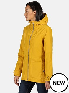 regatta-bergonia-ii-waterproof-jacket-mustard