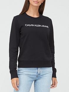 calvin-klein-jeans-institutional-sweat-top-black