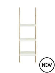 premier-housewares-nostra-ladder-shelf