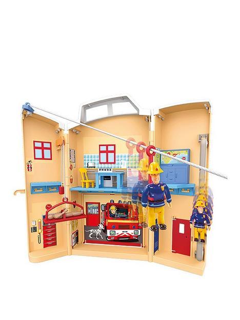 fireman-sam-fire-rescue-centre