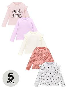mini-v-by-very-girls-5-pack-shine-bright-long-sleeve-tops-multi