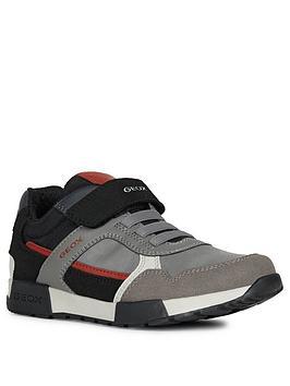 geox-pavel-boys-trainers-dark-grey