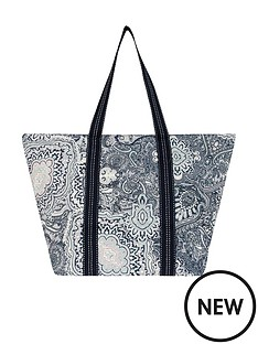 monsoon-patricia-printed-canvas-tote-grey