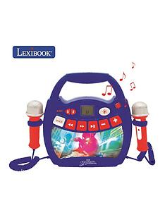 lexibook-spiderman-portable-digital-music-player-with-2-mics-and-lights