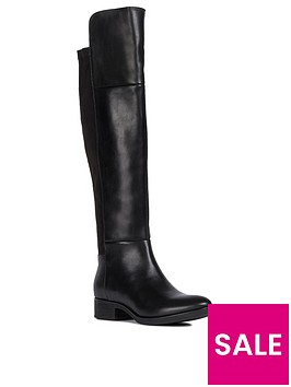 geox-d-felicity-leather-over-the-knee-boot-with-stretch-panel-black