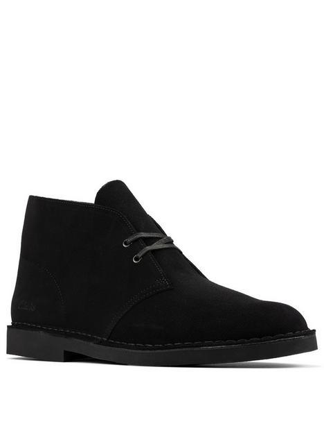 clarks-suede-desert-boot-2-black
