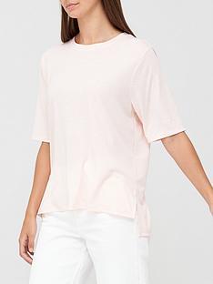 v-by-very-stepped-hem-wide-sleeve-t-shirt