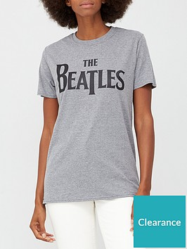 v-by-very-the-beatles-t-shirt-grey