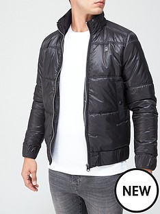 g-star-raw-padded-funnel-neck-jacket-black