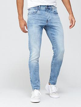 g-star-raw-3301-elto-tapered-fit-jeans-light-indigo