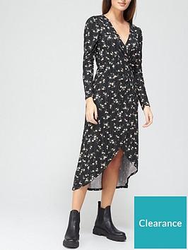v-by-very-wrap-midi-dress-ditsy-floral