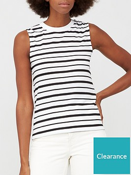 v-by-very-sleeveless-t-shirt-stripe