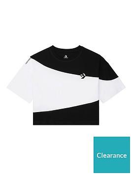 converse-oversized-cropped-rivalry-t-shirt-blackwhitenbsp