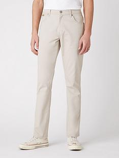 wrangler-texas-slim-mid-rise-jeans-stone