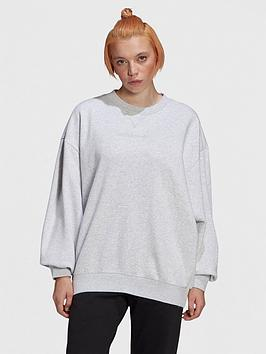 adidas-originals-oversized-sweater-grey