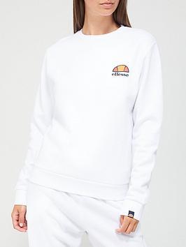 ellesse-haverford-sweatshirt-whitenbsp