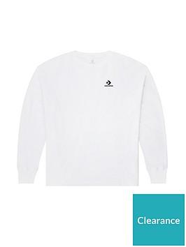 converse-left-chest-long-sleeve-t-shirt-whitenbsp